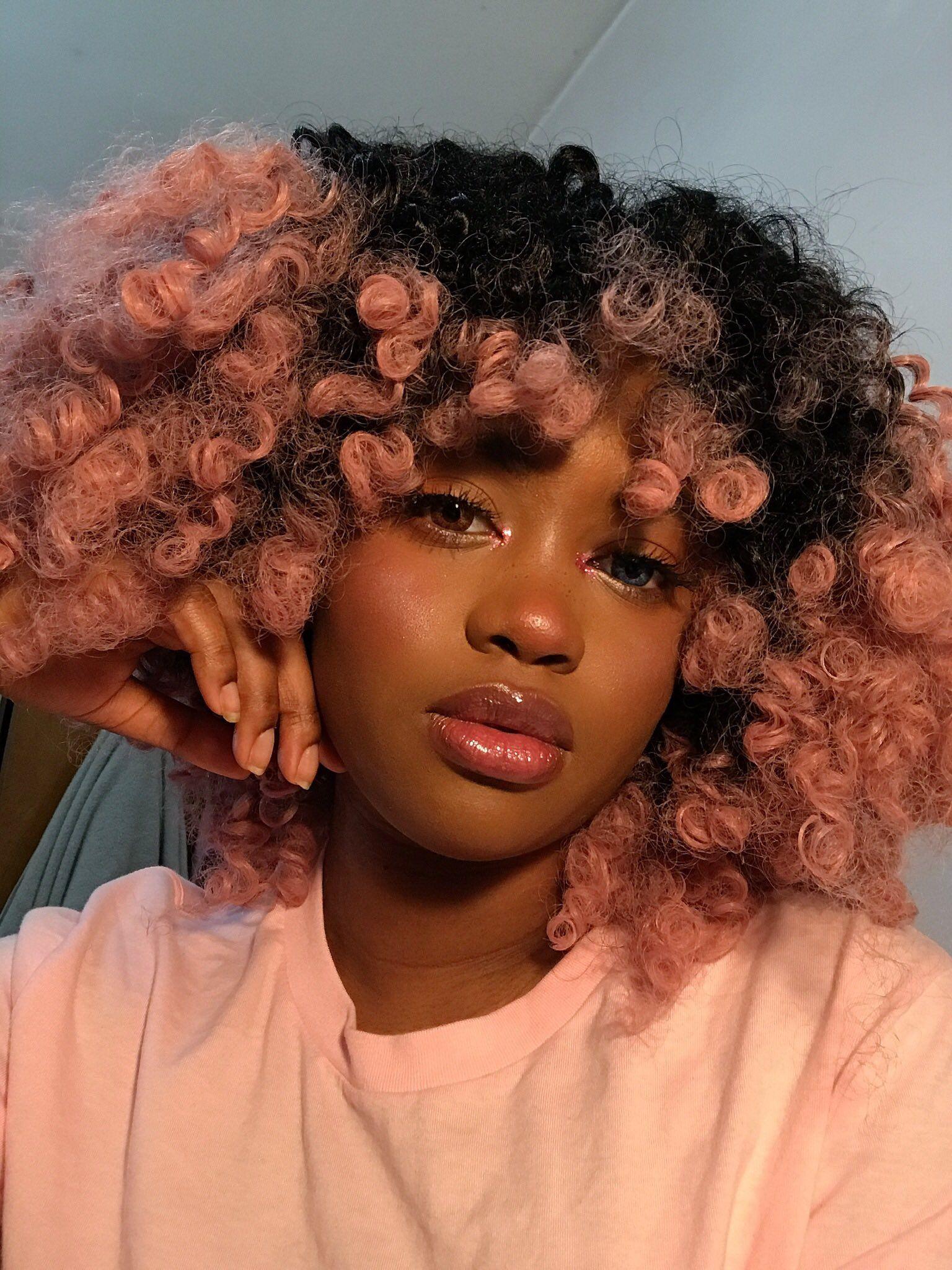 𝐊𝐀𝐘 on Twitter in 2020 Dye my hair, My hair, Beauty