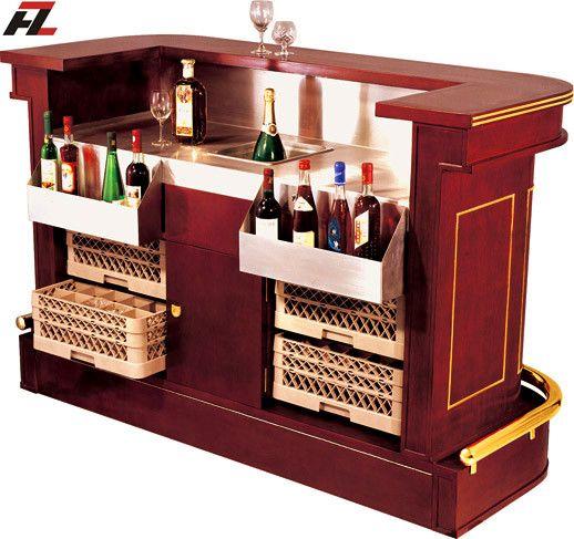 Mobile Bar Counters Home Bar