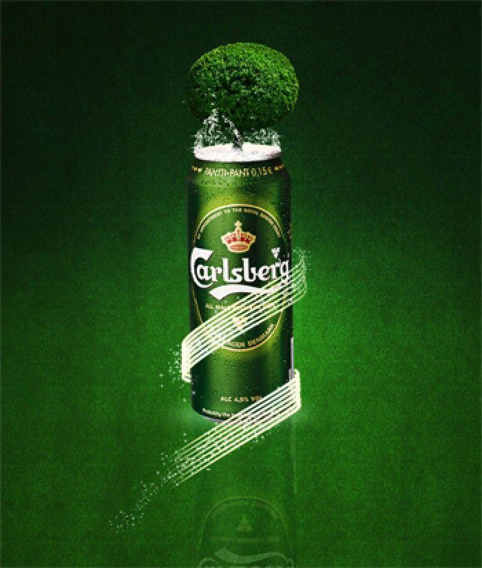 60 creativos y originales anuncios publicitarios de cervezas de todo el mundo carlsberg - Carteles publicitarios originales ...