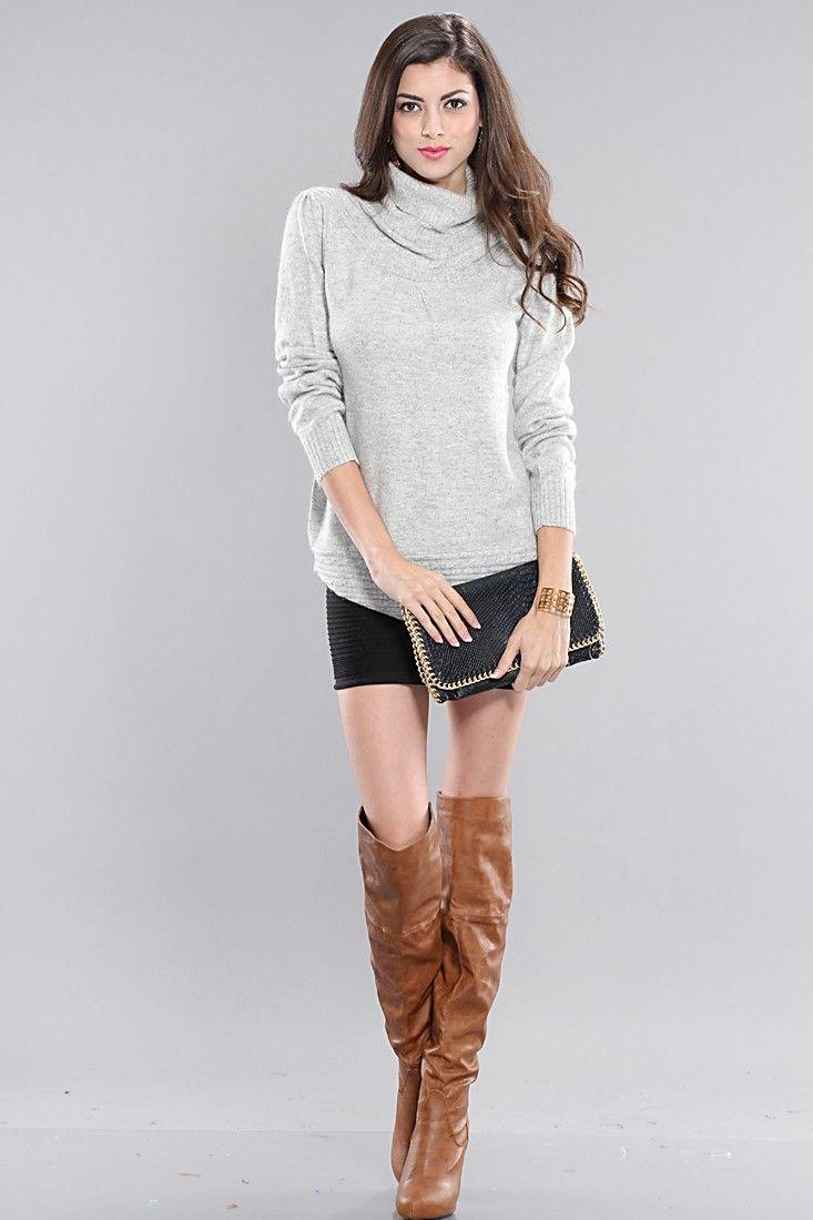 Evening Dress Sweaters