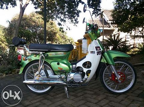 Olx Motor Bekas Jawa Timur | Automotivegarage.org