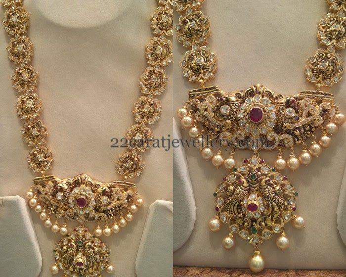 New Long Chains by Sri Mahalaxmi Jewellers Jewellery Designs