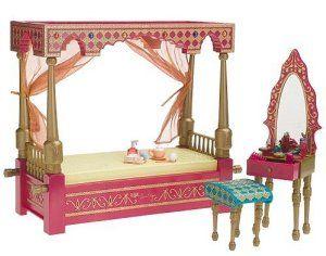 Bratz Genie Magic Bedroom Playset Amazoncouk Toys Games