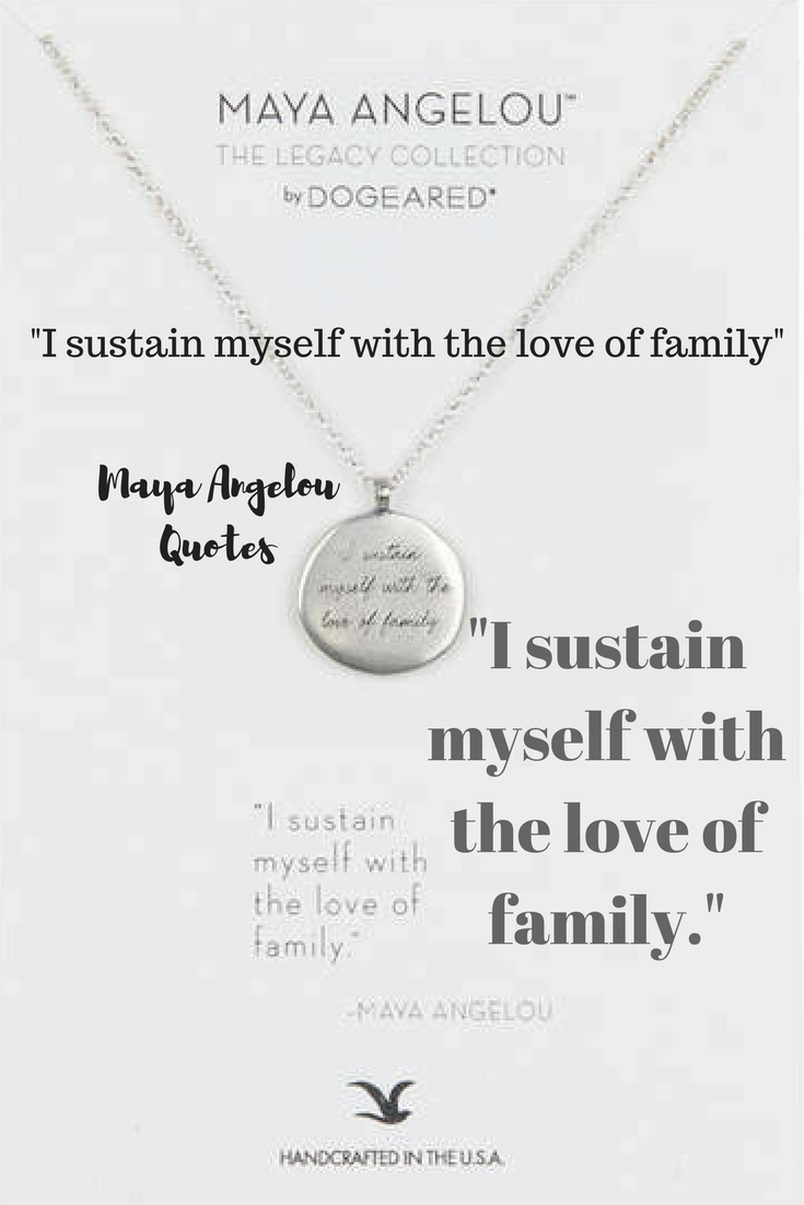 Silver Tone Rolo Chain Necklace With Engraved Charm With A Quote