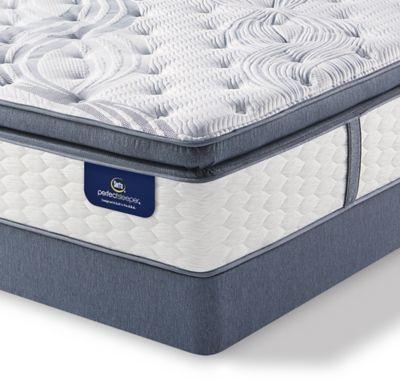 Serta Perfect Sleeper Southboro Plush Super Pillow Top Low