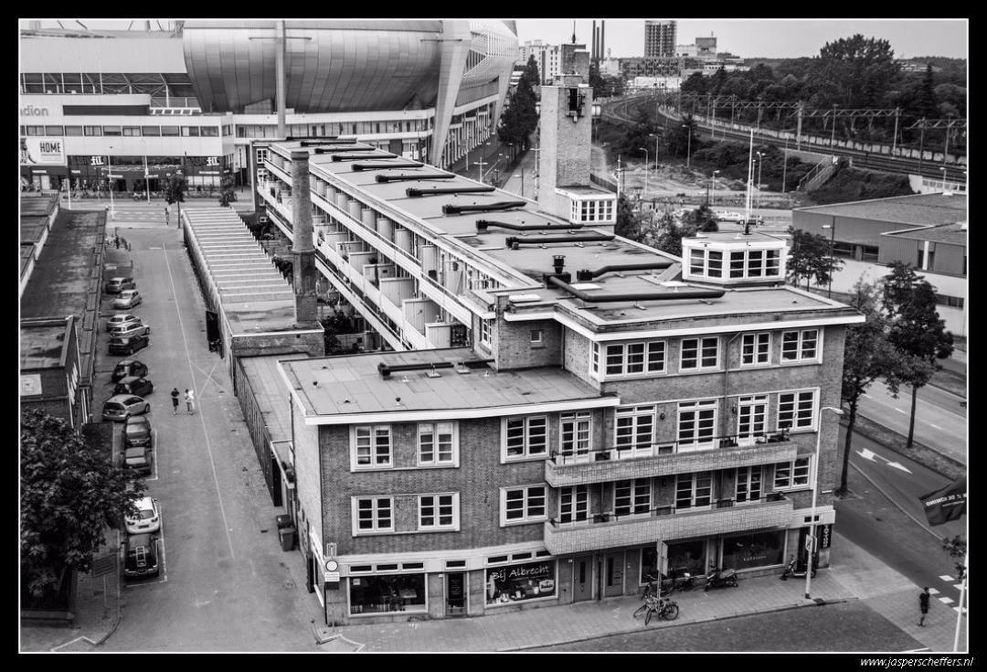 fdb72464463 Ventoseflat Eindhoven. Deze voormalig sigarenfabriekje welke in de ...