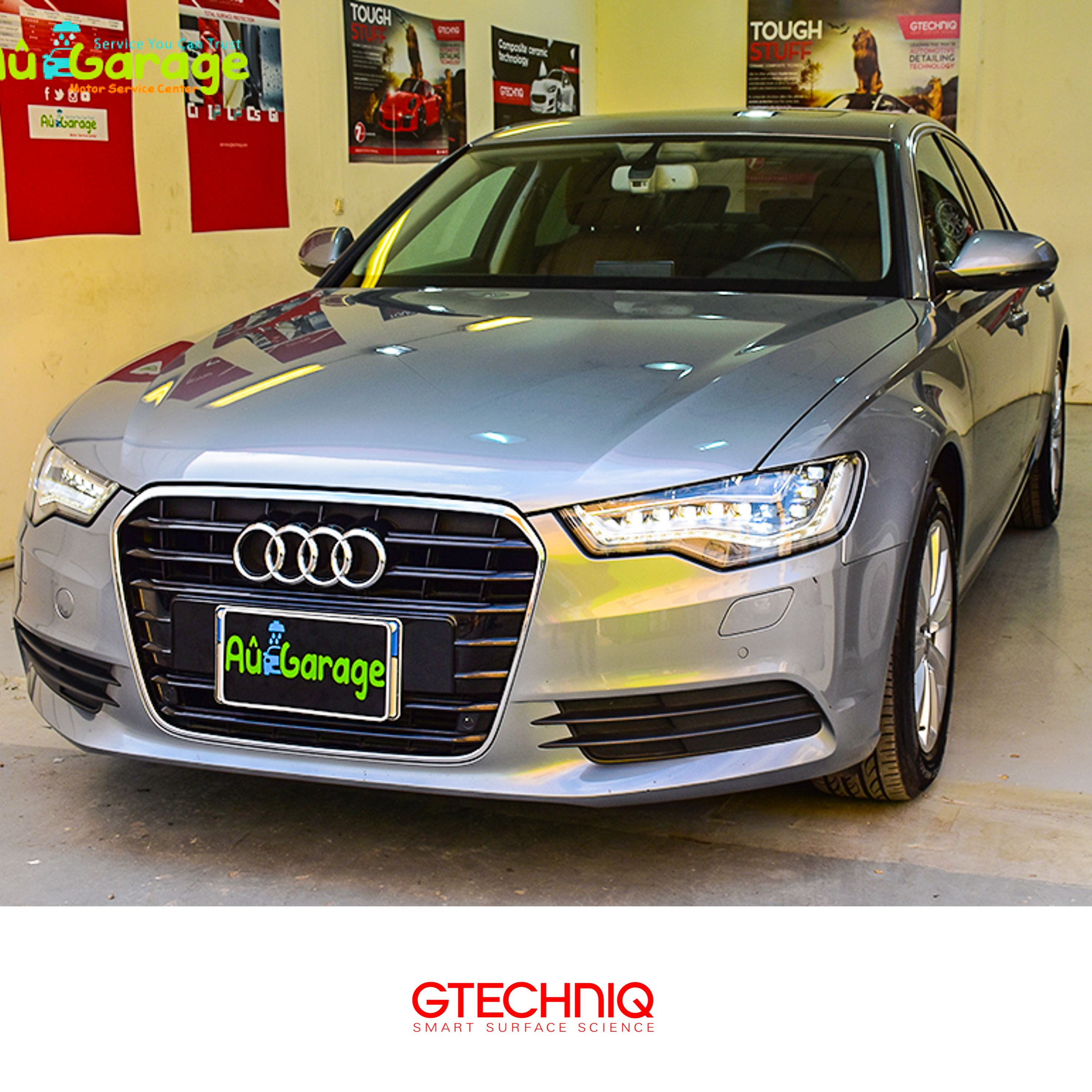 Superb #Audi A6 Protected By Gtechniq And Our Accredited Detailer Au Garage Motor  Service Center 🌐