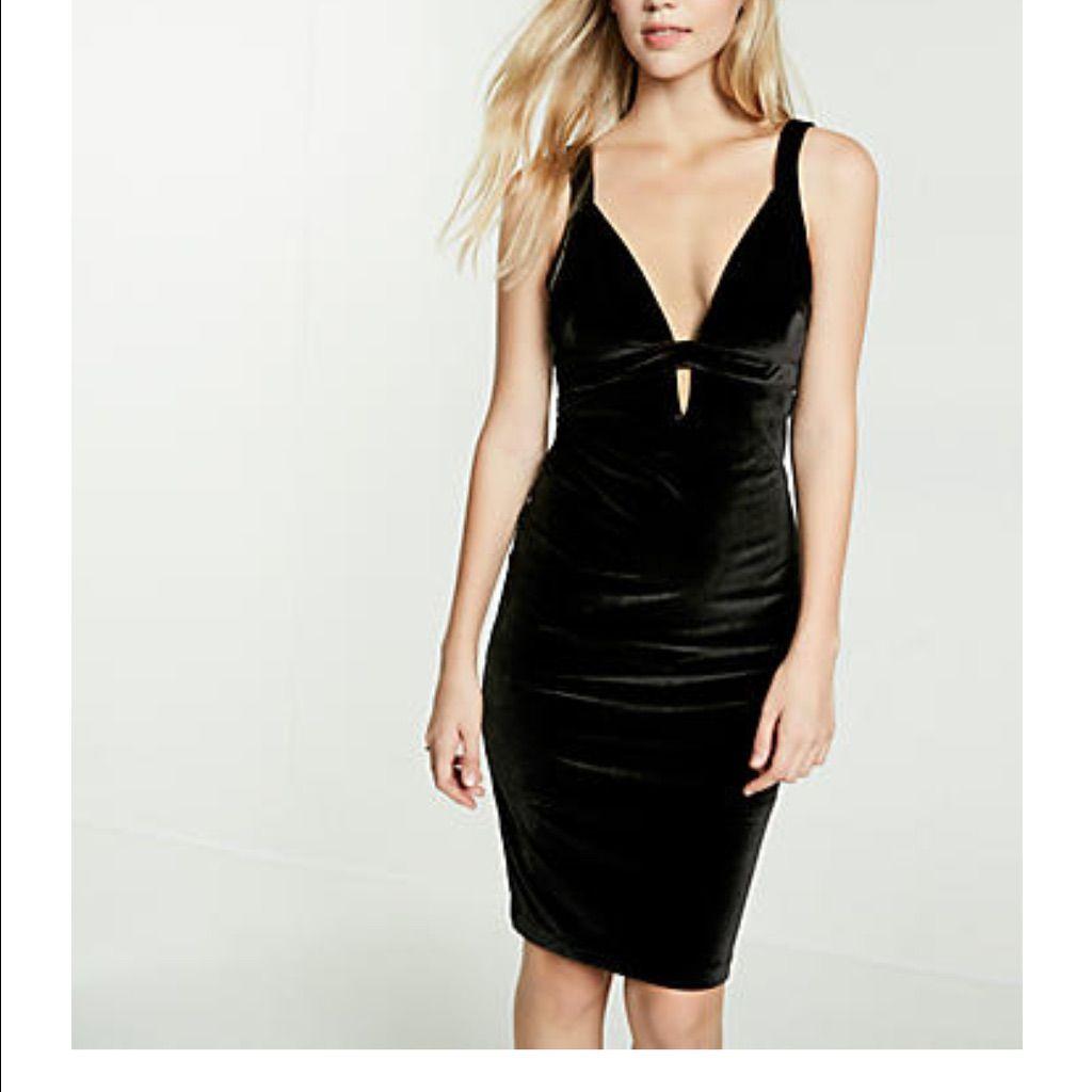 Nwt velvet dress products