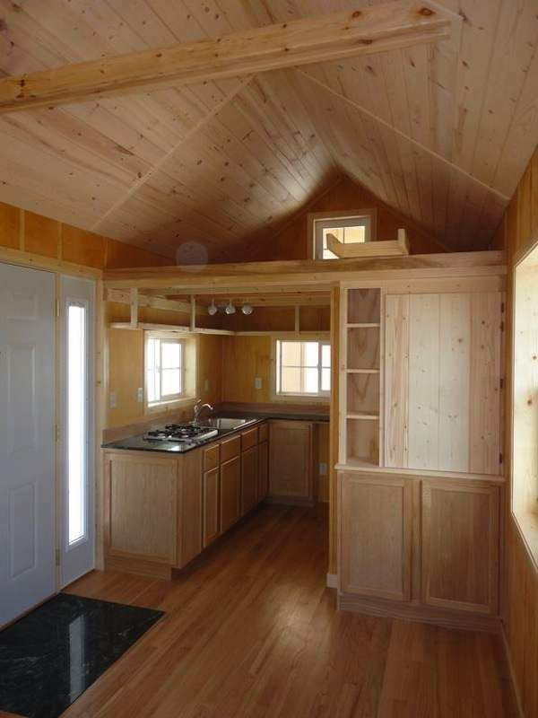 Very Nice Tiny Home The Vastu Cabin 002 Father And Son Create Amazing 200 Sq Ft For Simple Living