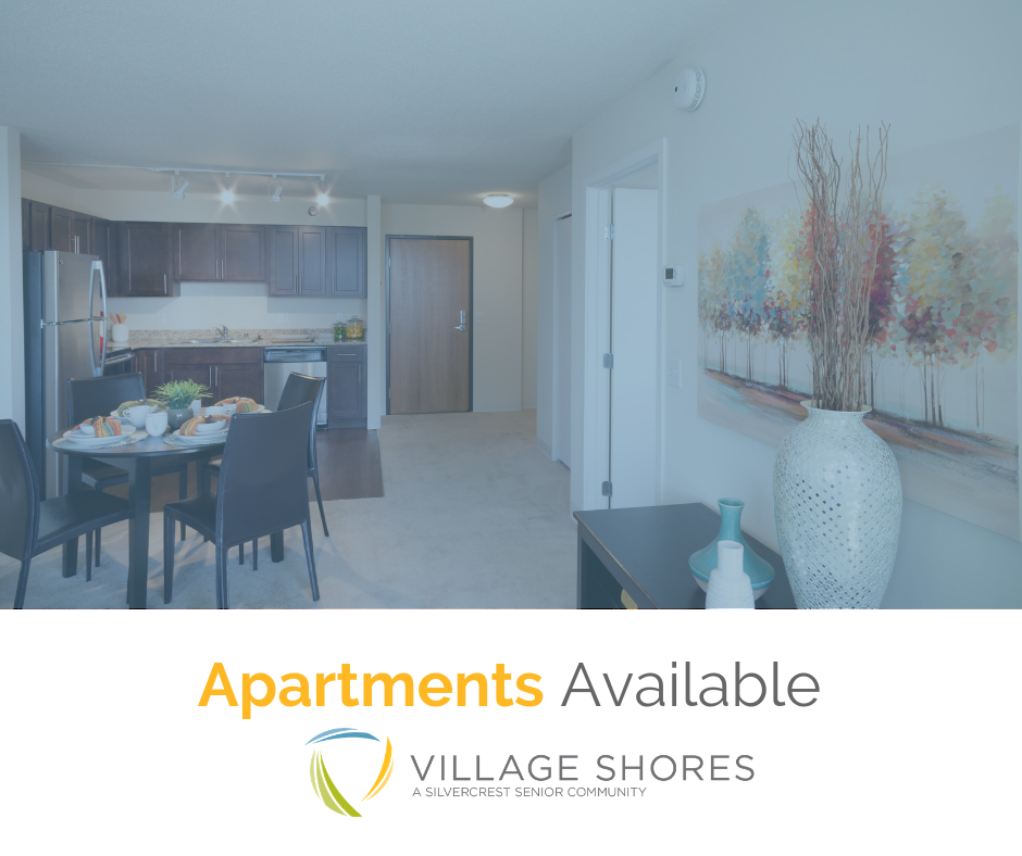 Living at Village Shores is about so much more than