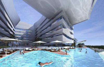 The Park Hyderabad Takes Its Pool To Another Dimension