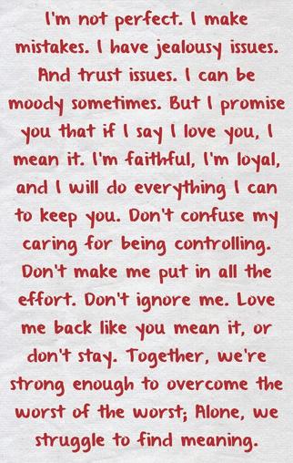 48 True Love Messages to send | my quote | Unique love