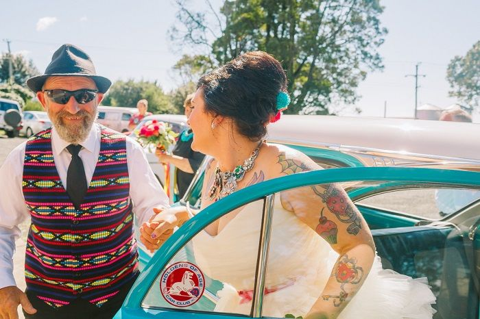 Mexican Inspired Wedding + 1950s themed wedding | I take you #wedding