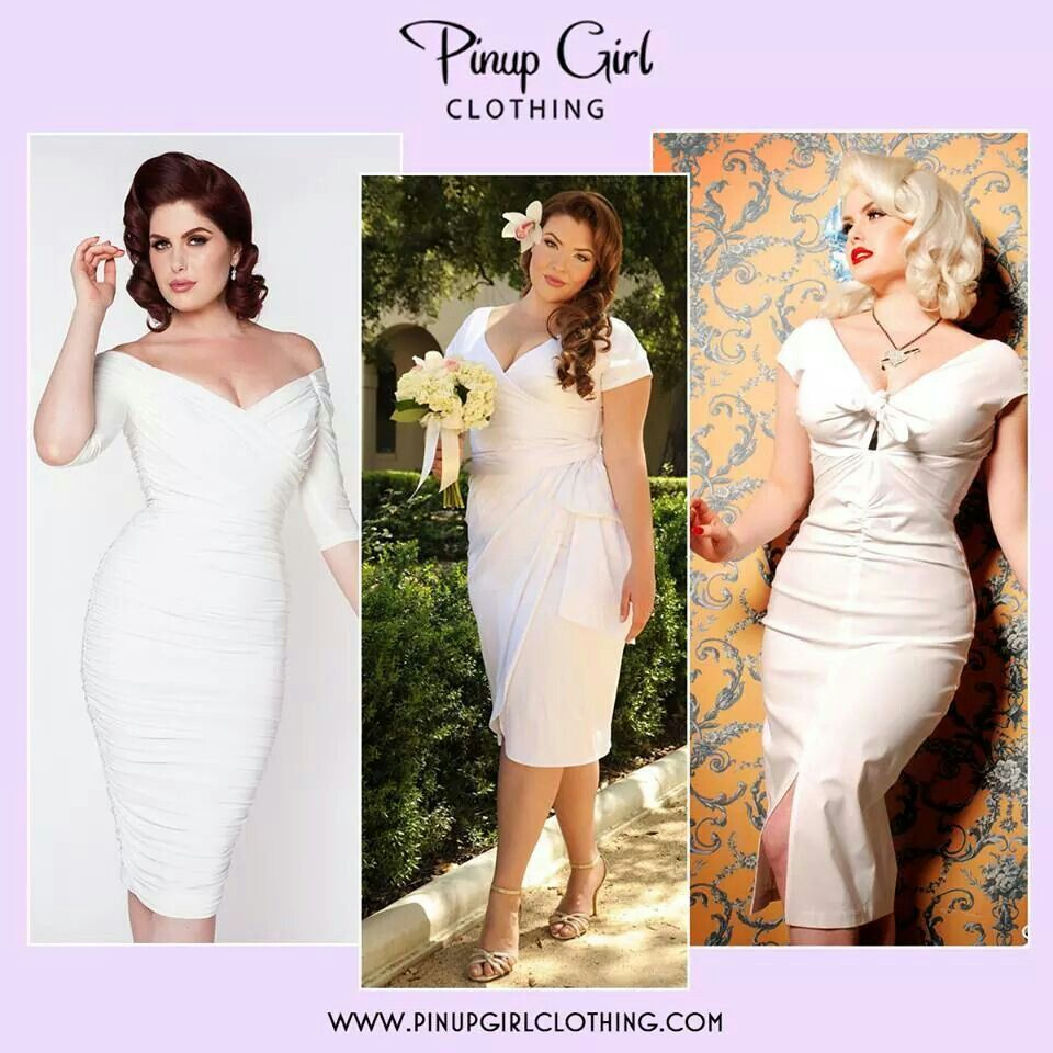 Pinup Wedding Dresses From Pinup Girl Clothing Pinup Wedding Dress Rockabilly Wedding Dresses Pinup Girl Clothing