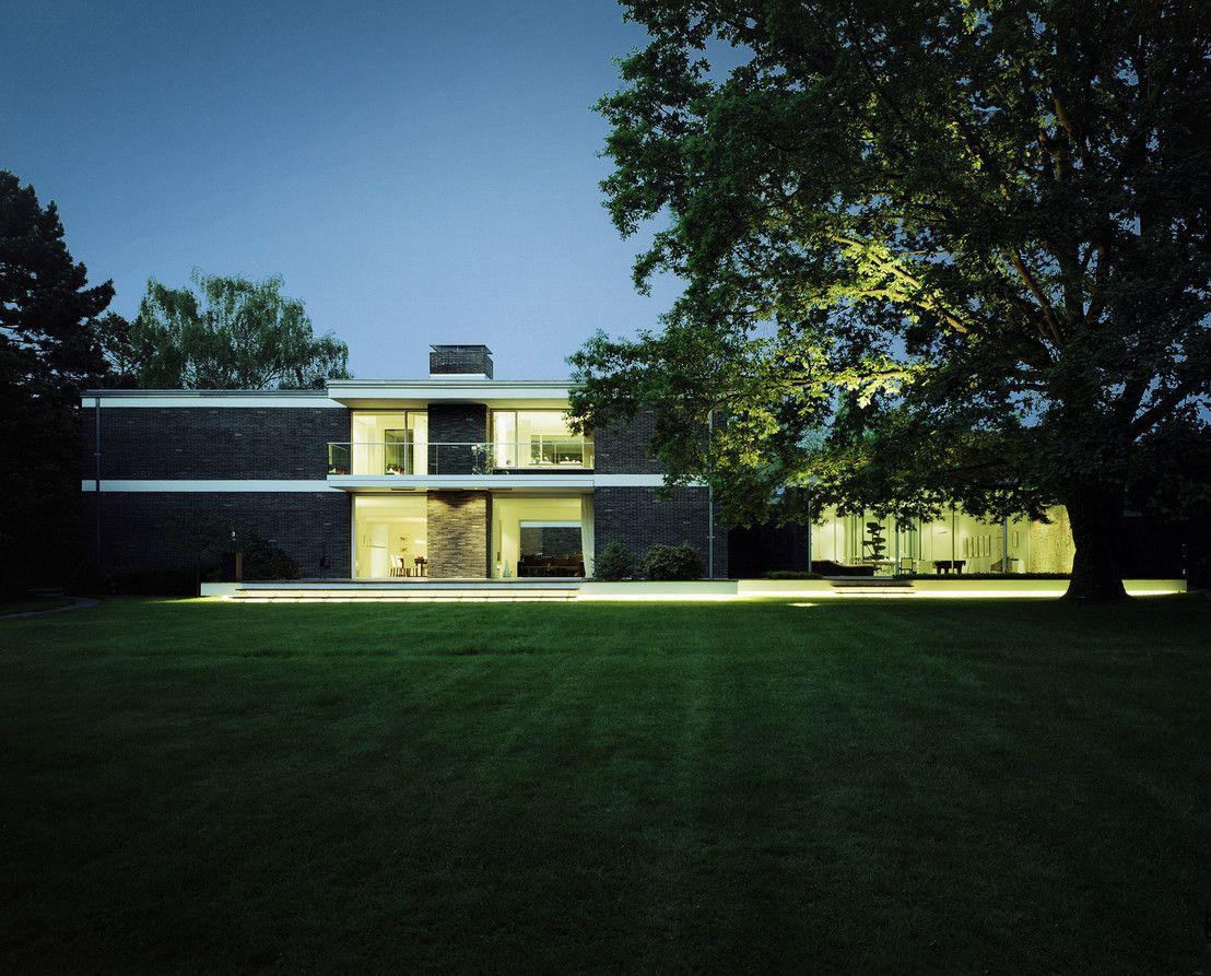 Wunderbar #homify #Architekten #Villa #Park #Köln #Natur #Corneille  UedingslohmannArchitekten