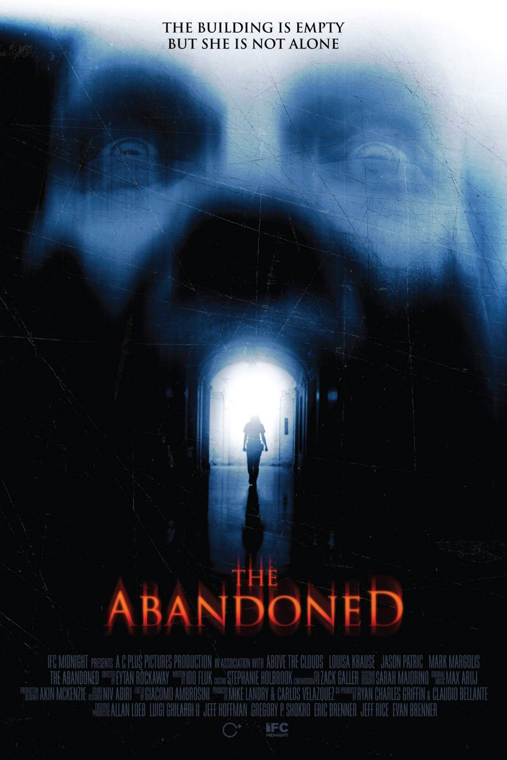 The Abandoned 2015 Horror Movie Posters Full Movies Online Free Scary Movies