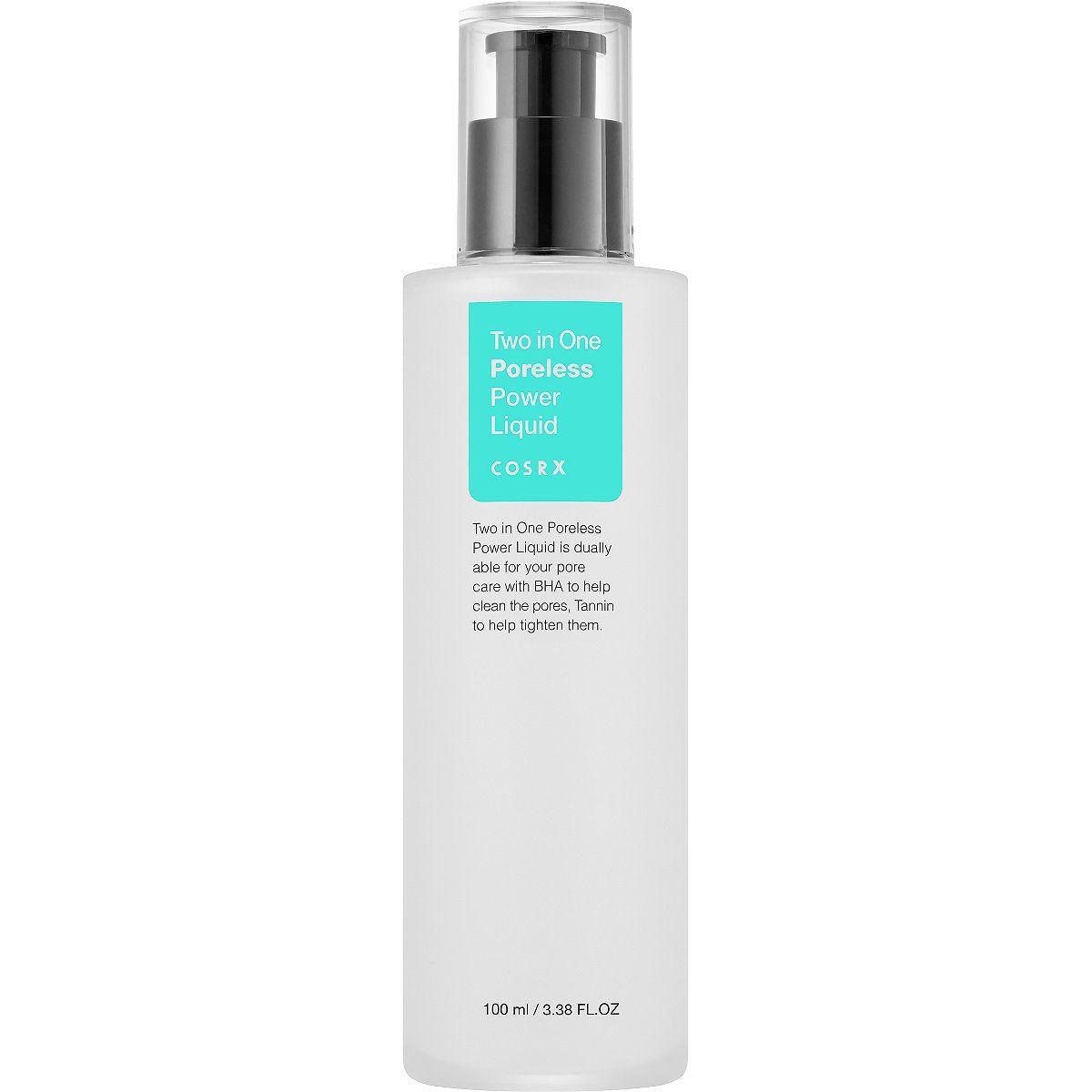 Cosrx Online Only Two In One Poreless Power Liquid Ulta Beauty Skin Care Skin Care Secrets Poreless Skin