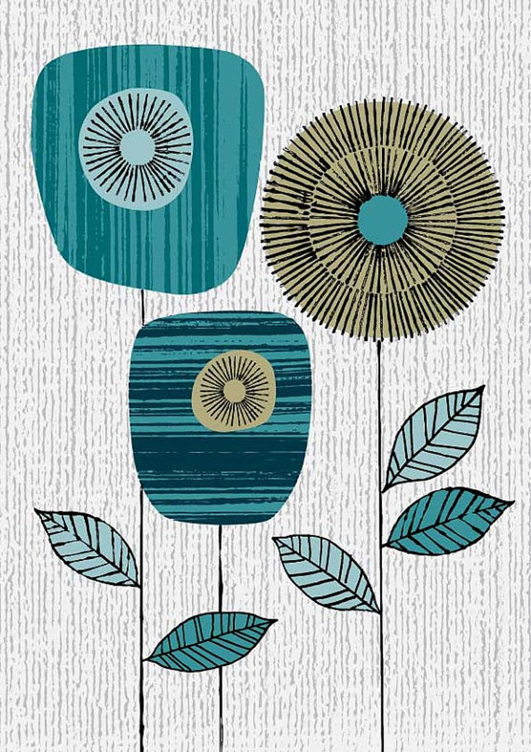 Pattern inspiration: Dandelion