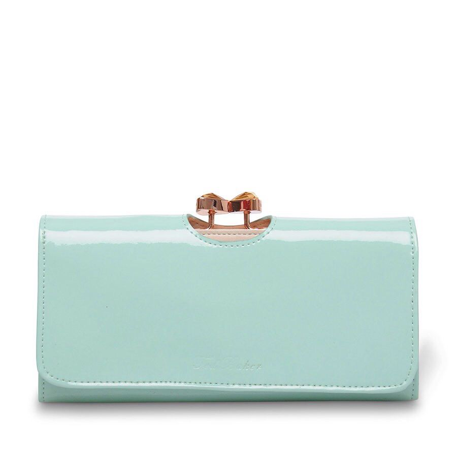 1bef3c3216dace Ted baker purse  mint green