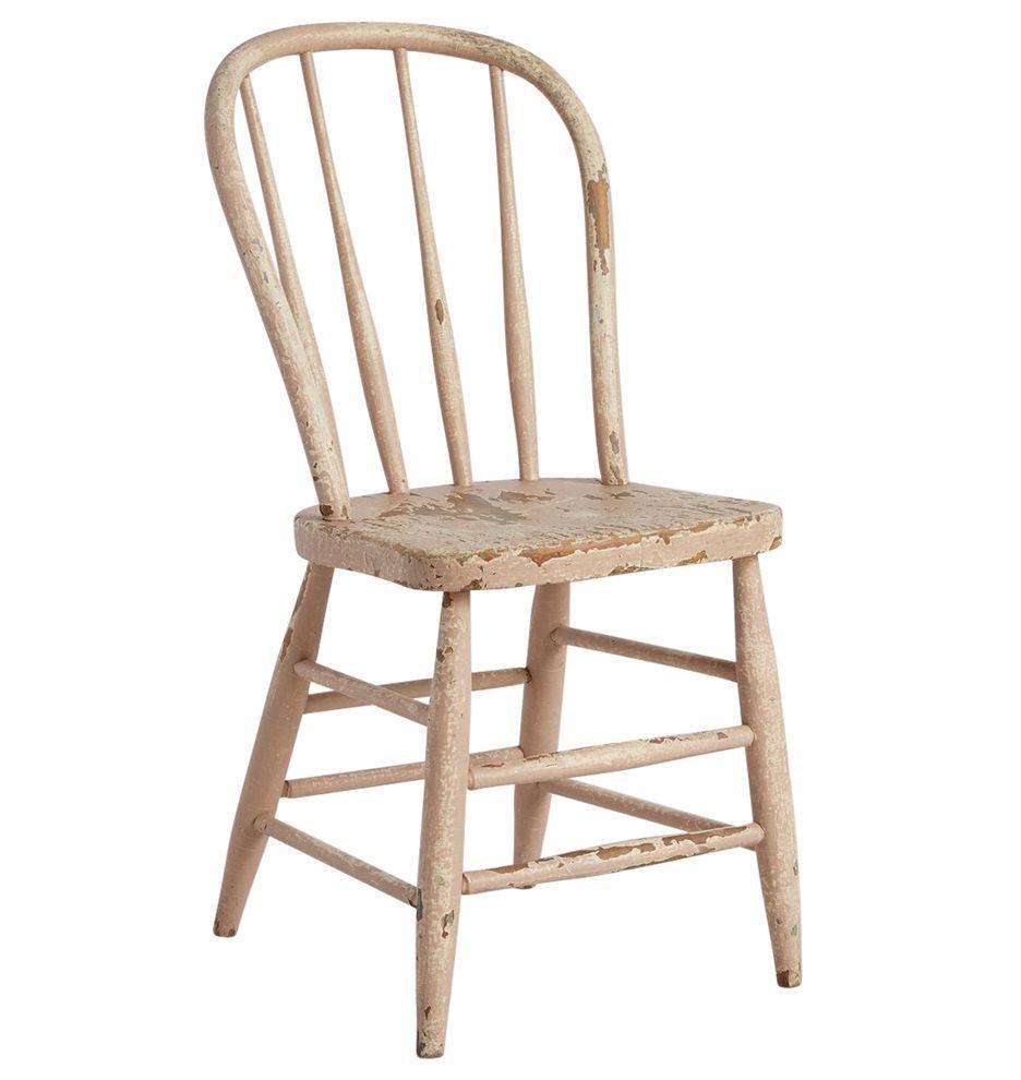 WellWorn Windsor Chair w/ CreamPainted Finish Circa