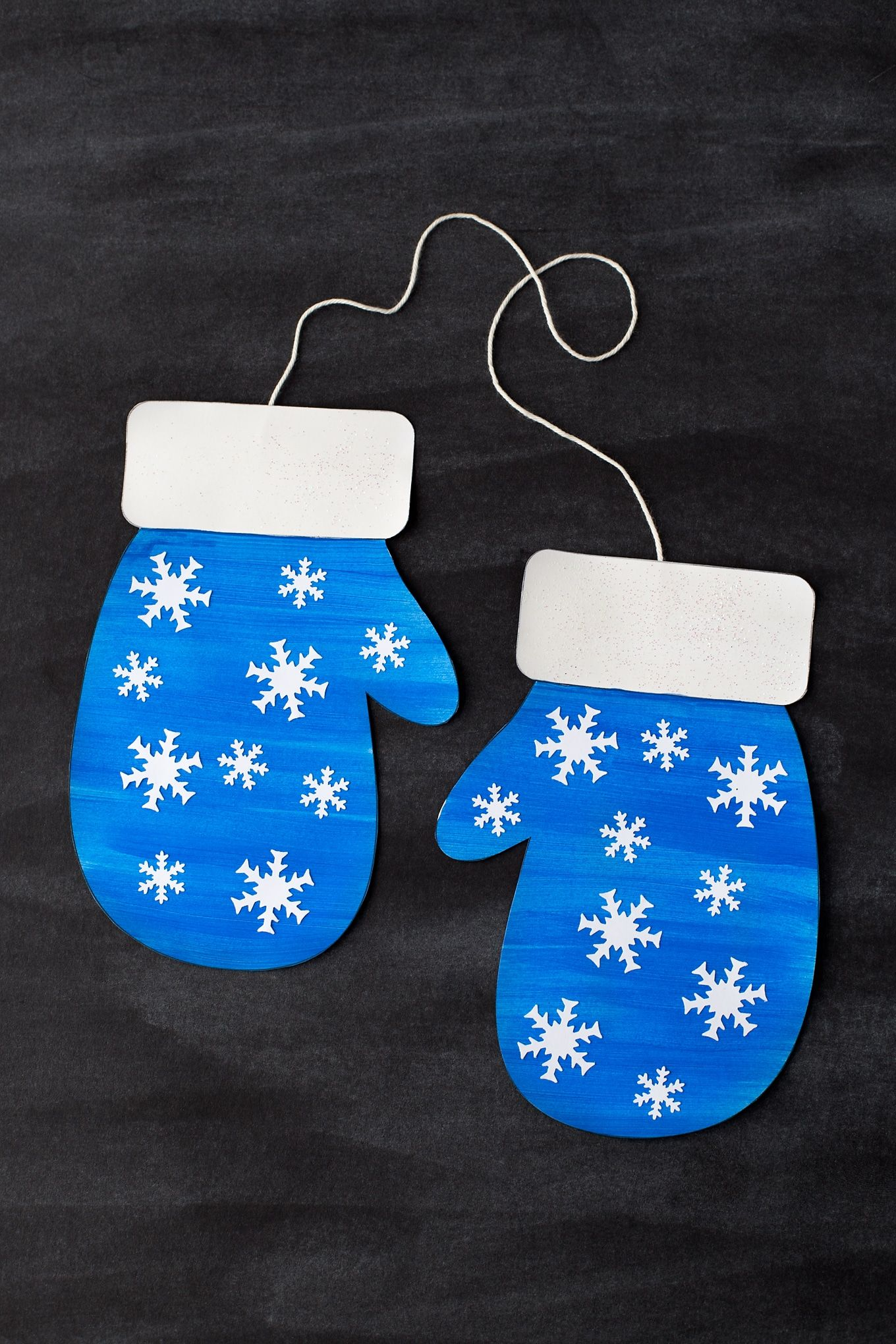 Winter is the perfect season for mitten crafts! Kids of all ages will enjoy using our printable template, washable paint, and craft supplies to create a fun and colorful mitten craft at home or school.