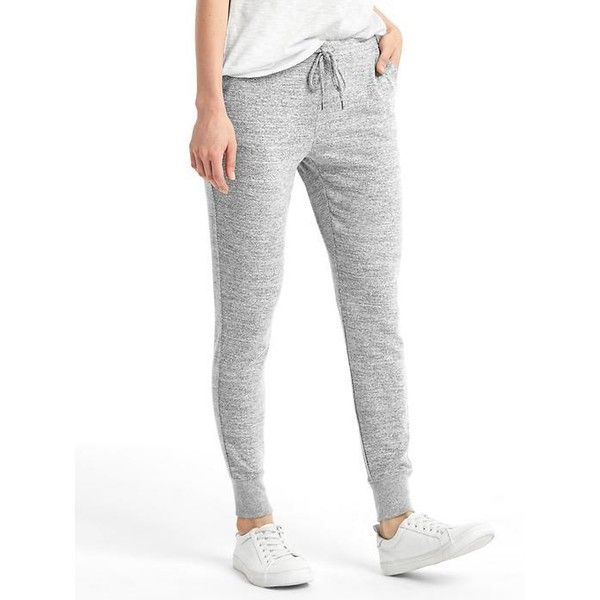 6f793d32140 Gap Women Cozy Skinny Joggers ( 50) ❤ liked on Polyvore featuring activewear