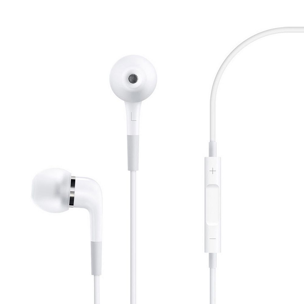 Apple InEar Headphones with Remote u Mic Multicolor Ear