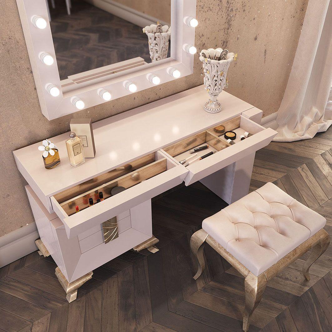 16 Mueble maquillaje