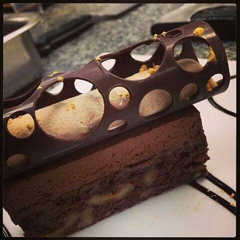 Tarta de chocolate Alma