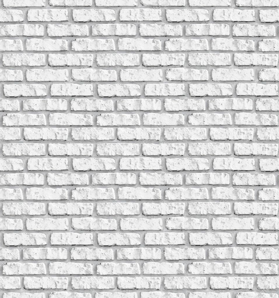 White Brickwall Seamless Background Stock Photo Sponsored Seamless Brickwall White Photo Ad Brick Wall White Brick Faux Brick Wallpaper