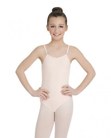 a88a723d767bc Capezio Girl's Nude Camisole Leotard | dance | Leotards, Childrens ...