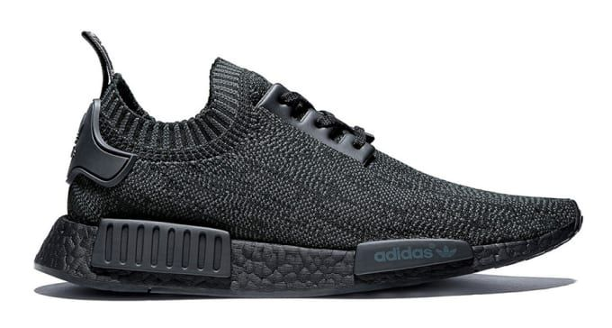 You Can Win the Limited adidas NMD Primeknit 'Pitch Black'