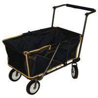 Folding Work Wagon   Work wagon, Kids wagon, Utility cart