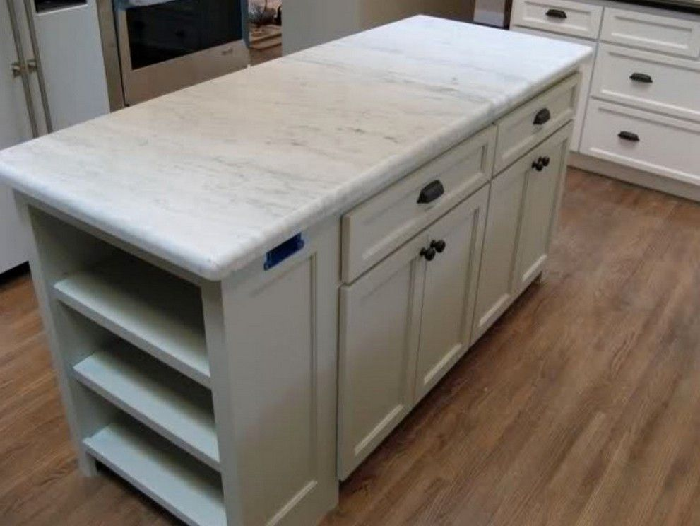 White Vermont Granite Countertops