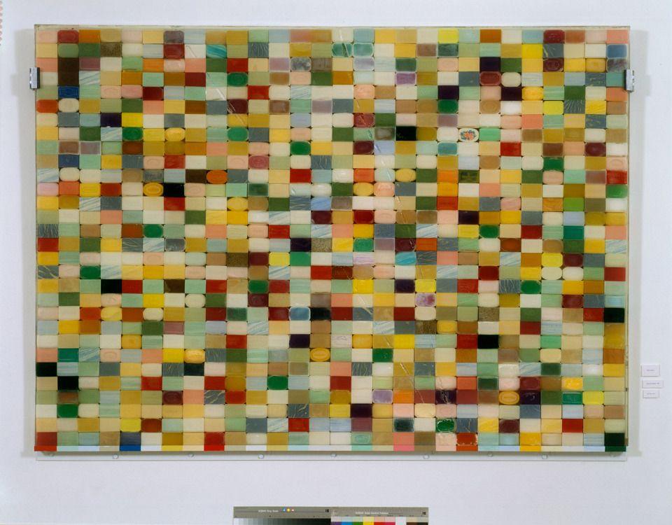 Large Soap, 1993 - Roxy Paine Studio