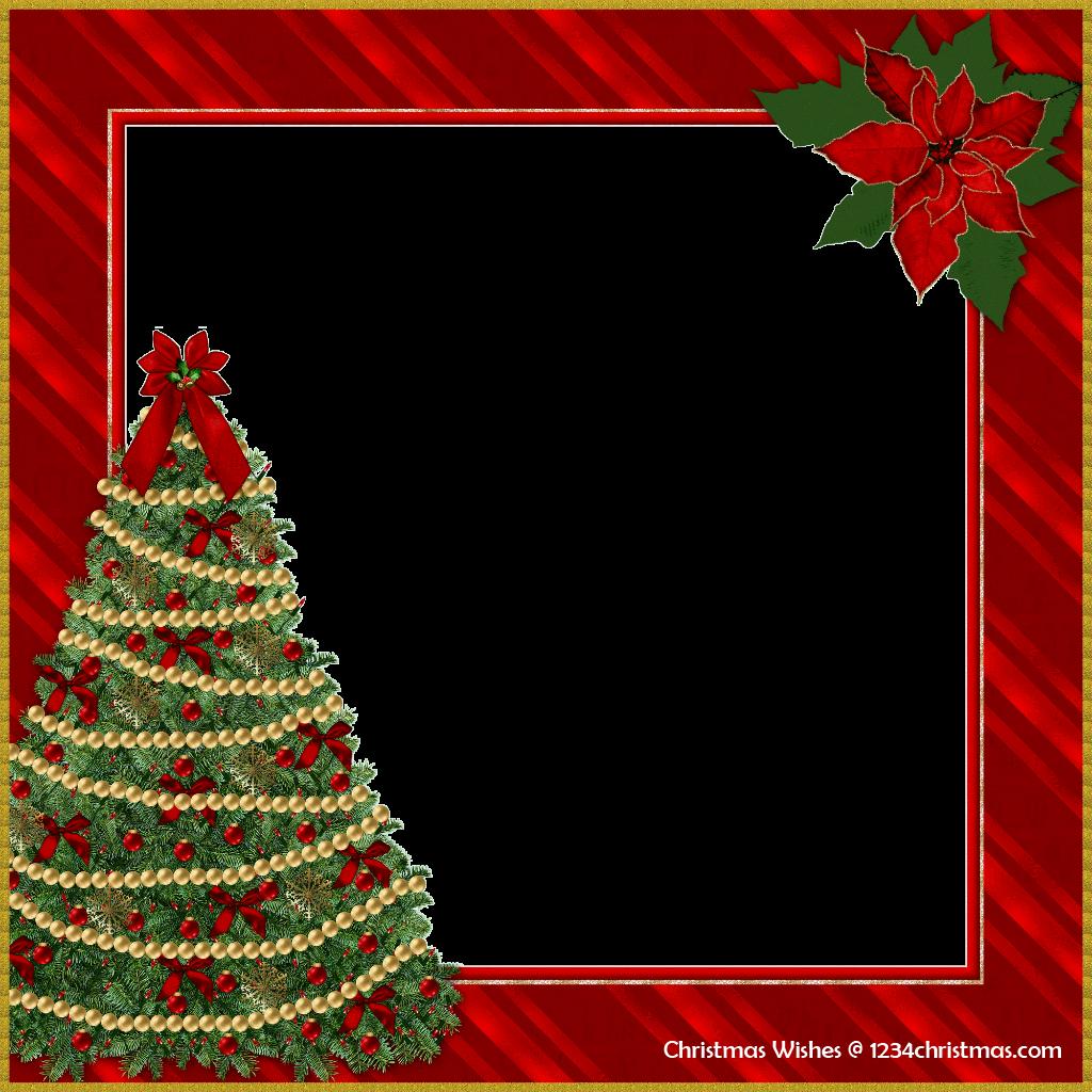 Xmas Free Christmas Photo Frame Templates for FREE