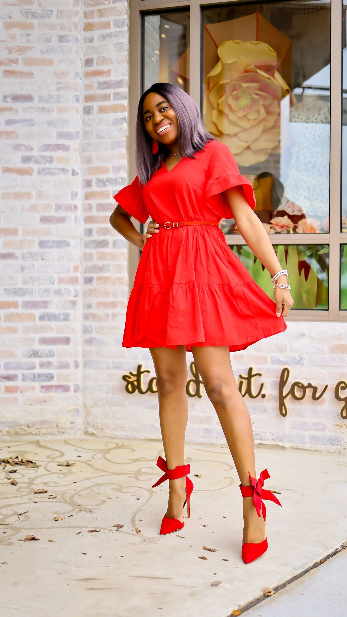 7 Red Dress Outfit Ideas To Steal In 2021 For Different Occasions Red Dress Outfit Red Shift Dress Red Dress [ 2048 x 1152 Pixel ]