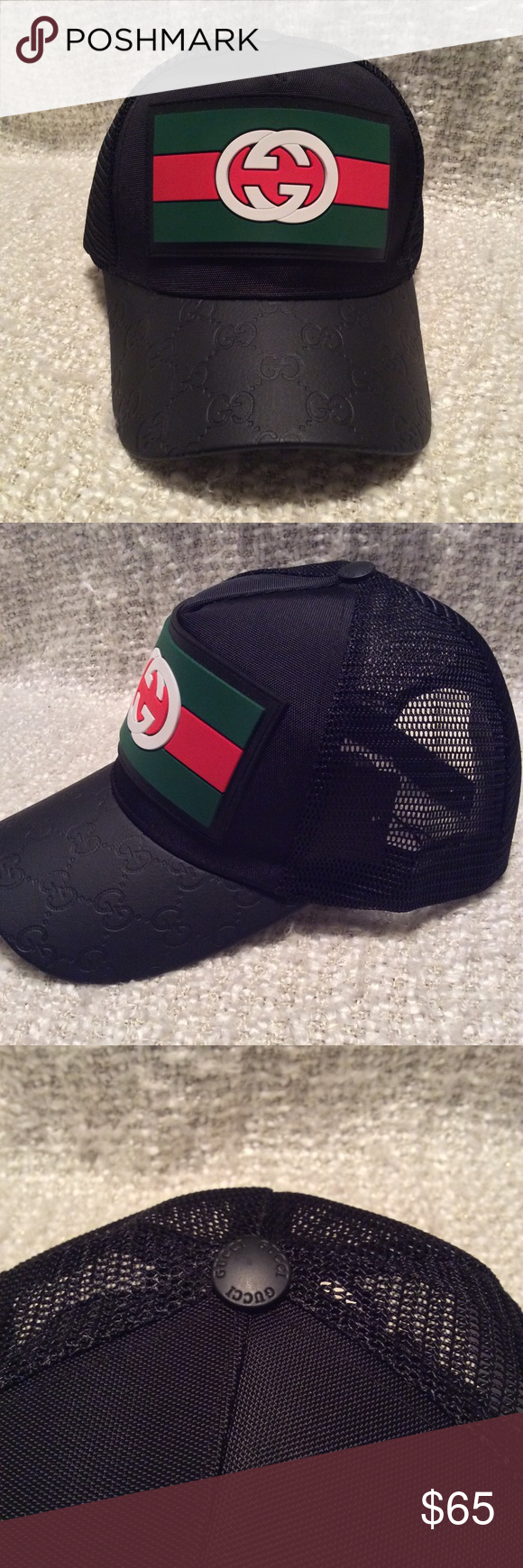 84c2f4caf46 Gucci hat unisex Gucci hat unisex new with tag Gucci Accessories Hats