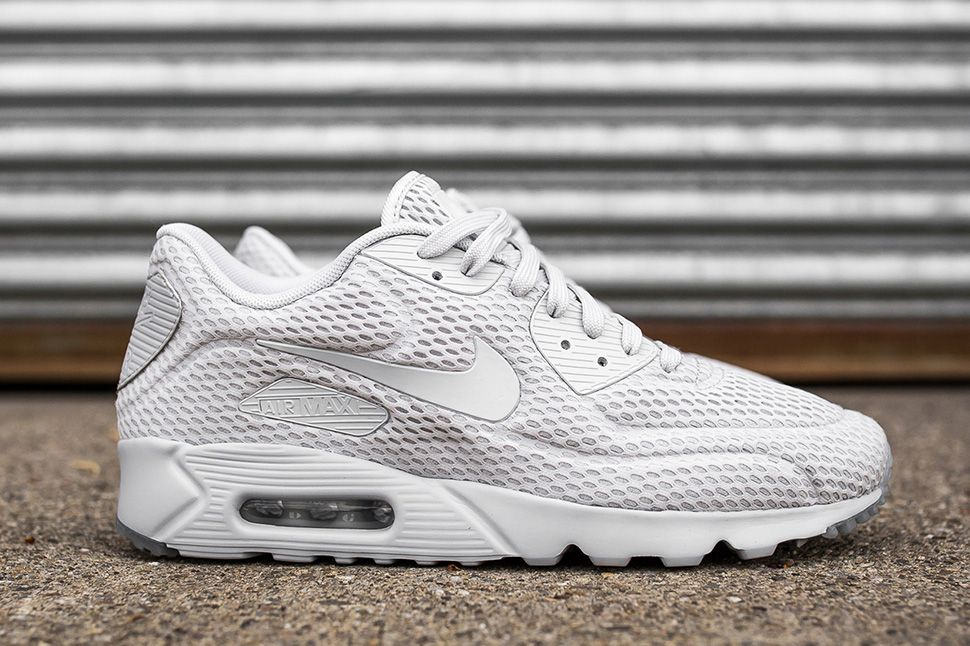 Nike Air Max 90 Ultra Pure Platinum 2016 great look