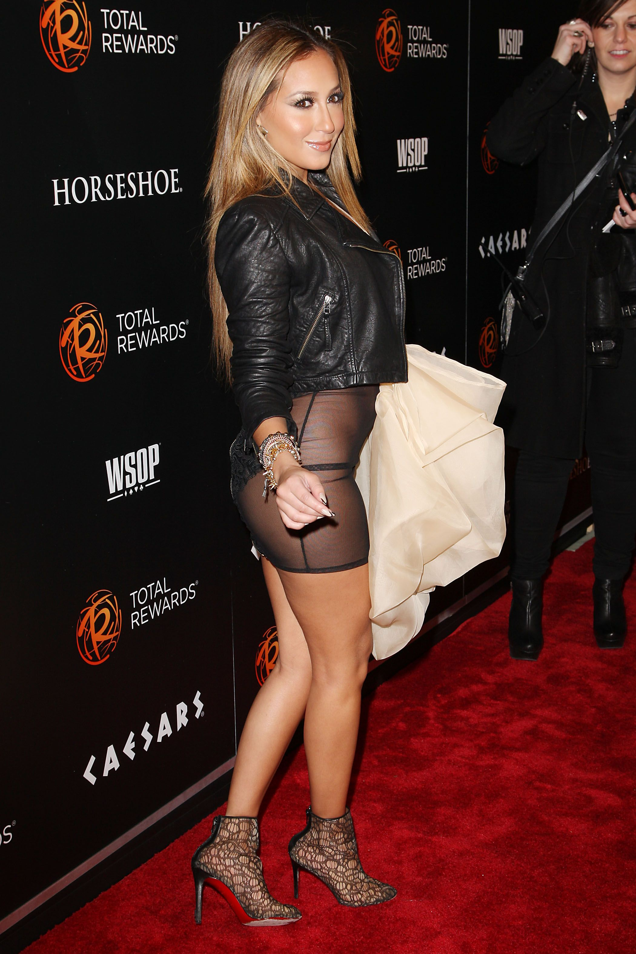 Consider, Adrienne bailon wardrobe well, that