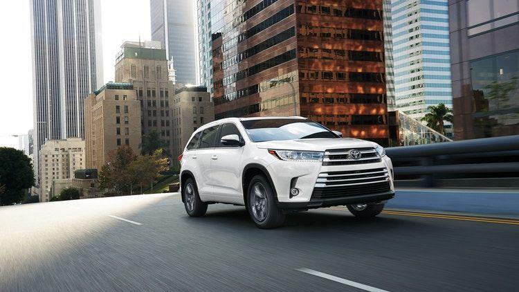 2019 Toyota Highlander Exterior Photos Latest information