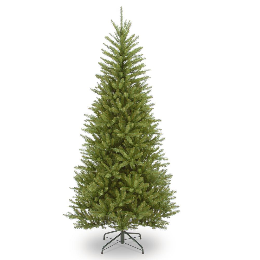 National Tree Company 10 Ft Dunhill Fir Slim Tree In 2020 Slim Artificial Christmas Trees Slim Christmas Tree Slim Tree