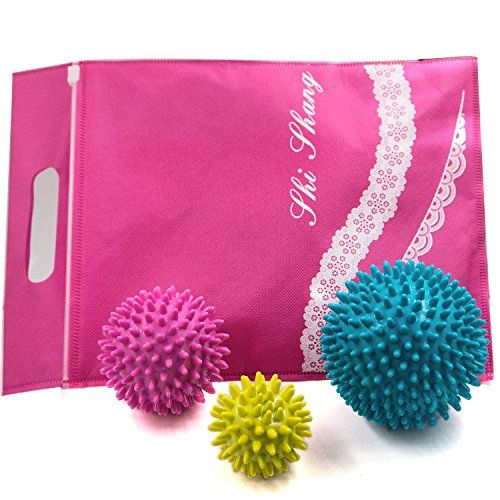 SANLIKE 3 Pack Spiky Massage Balls Stress Reflexology-Hard Combo $11.68 #PYB https://t.co/VBOu1lvcmc https://t.co/Nr2VgRNUUN