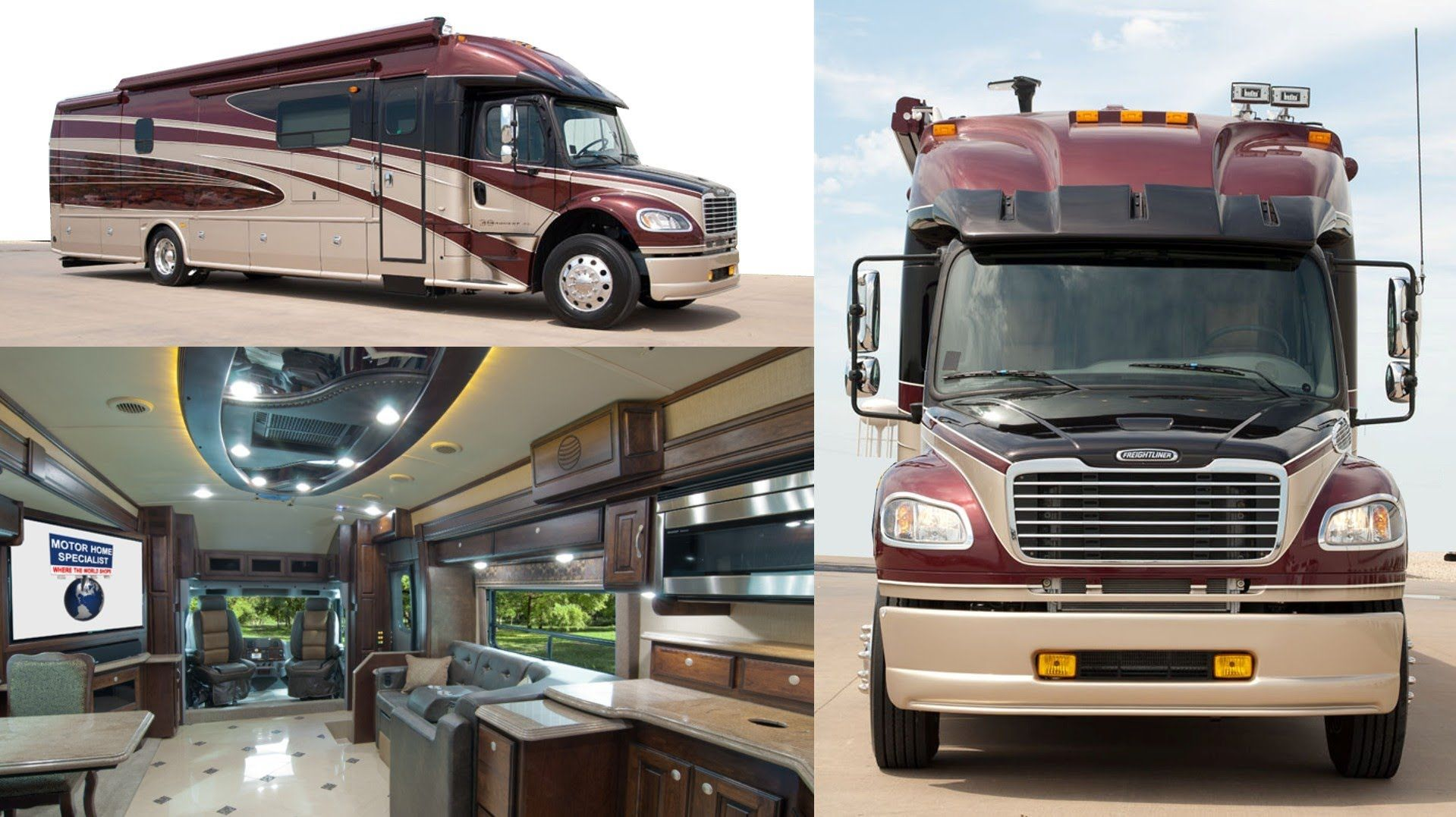 Do It Yourself Home Design: 2014 Dynamax Luxury Super C RV Dynaquest XL At Motor Home