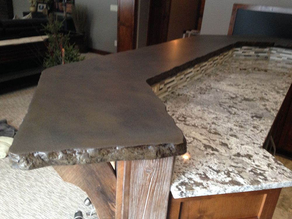 Concrete Kitchen Countertops Minneapolis, MN | Ideen