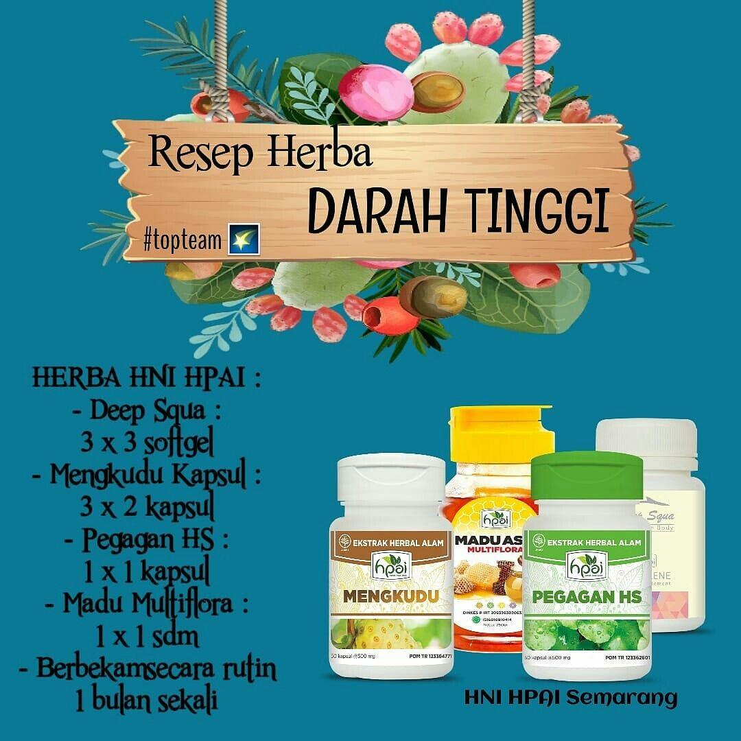 Resep Herba Hni Darah Tinggi Hypertensi Herba Resep Obat Alami