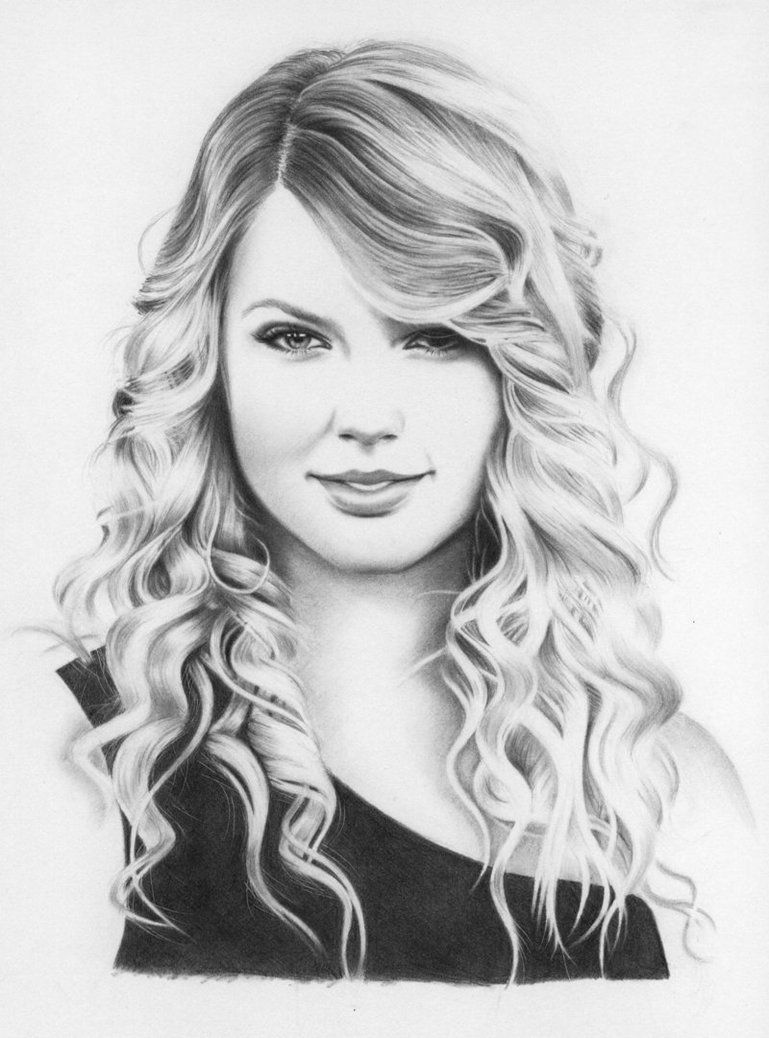Taylor swift face to draw google search drawing ideas and tips