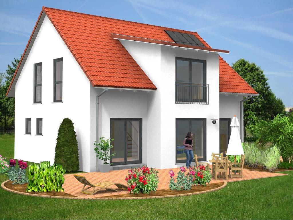 einfamilienhaus 89 1024 768 au enansicht pinterest. Black Bedroom Furniture Sets. Home Design Ideas