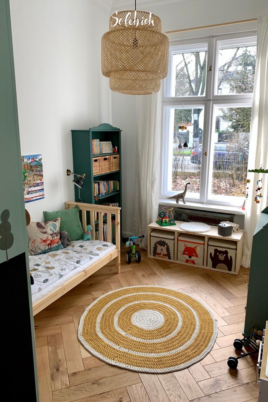 Photo of 4 inspirierende Kinderzimmerideen