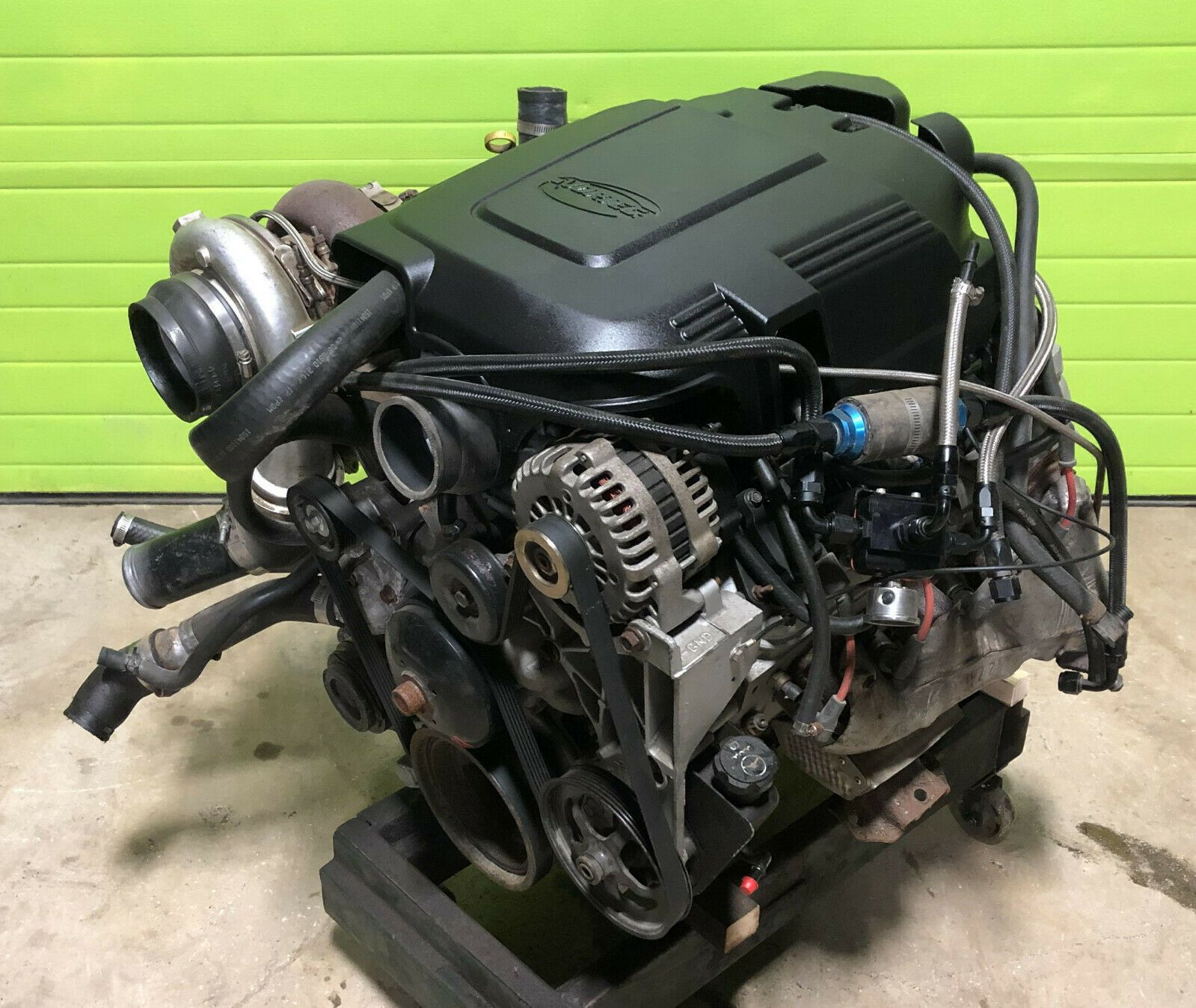 Chevy Ls Engine In 2020 Chevy Ls Chevy Ls Engine Ls Engine